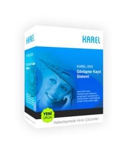 Karel GKP08 Ses Kayıt Cihazı (8 Hat)