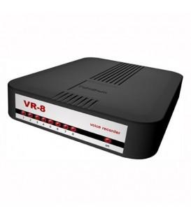 VR-8 Net Telefon  Ses Kayıt Cihazı (8 Hat)